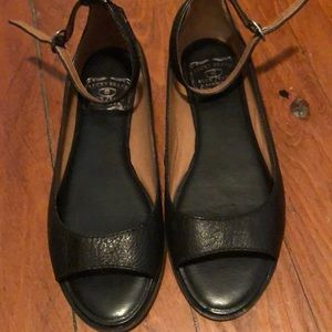 Lucky brand black sandals/shoes